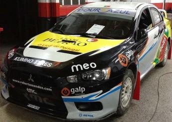 rally coche rotulacion