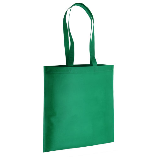 bolsa non woven verde