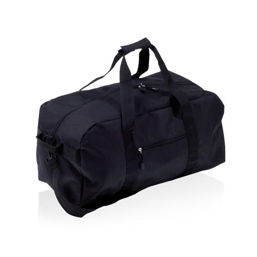 bolso de deporte negro