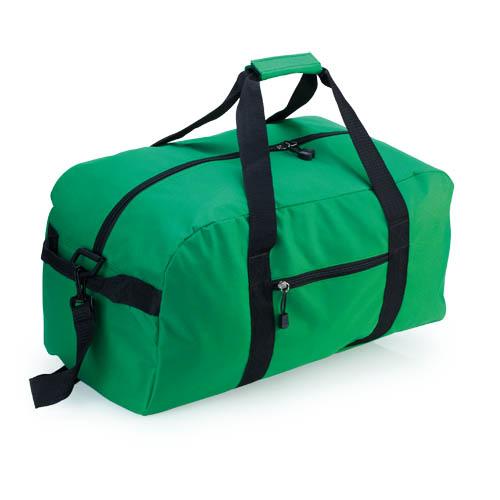 bolso de deporte verde