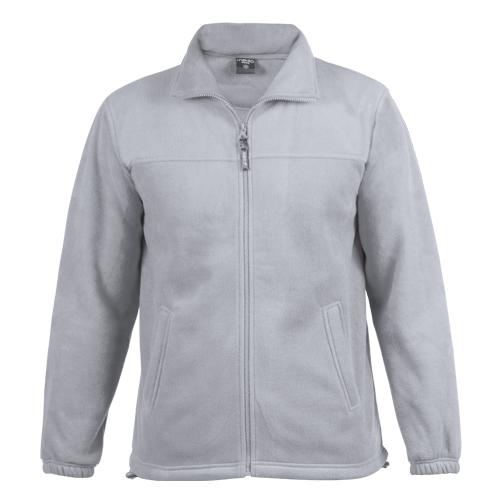 chaqueta polar gris vigoré