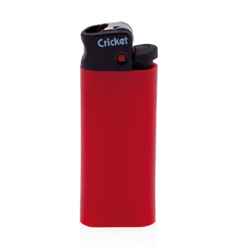 encendedor mini rojo