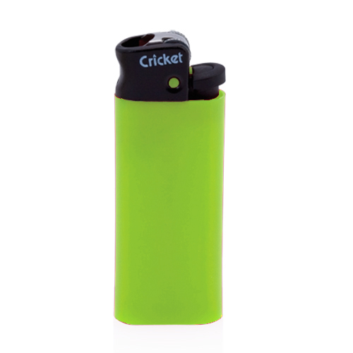 encendedor mini verde