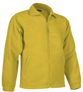 Forro Polar Dakota amarillo girasol
