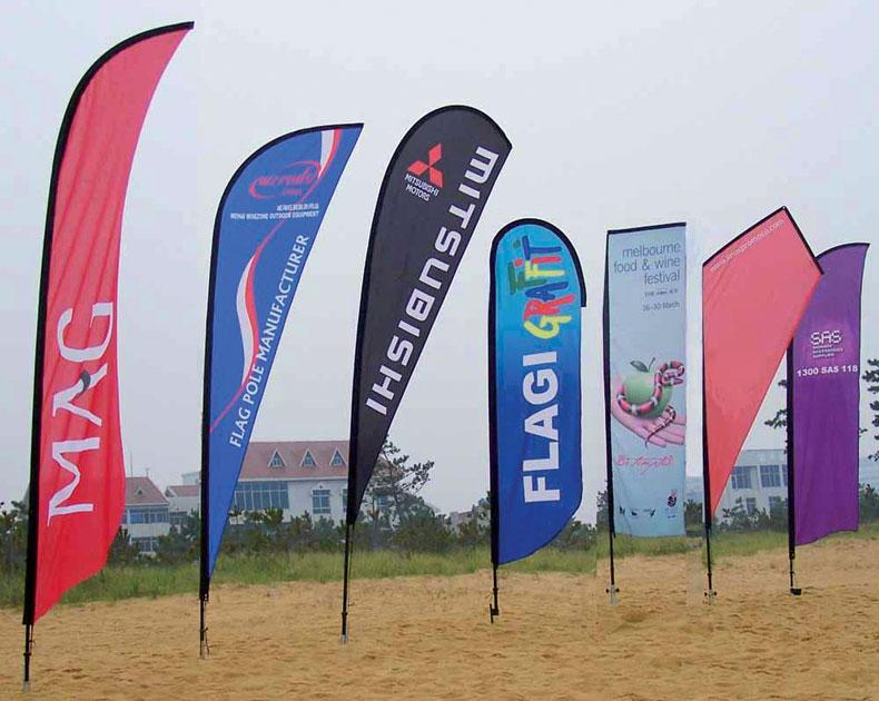 bandera surf