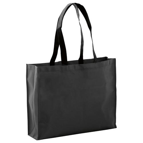bolsa non woven grueso negra