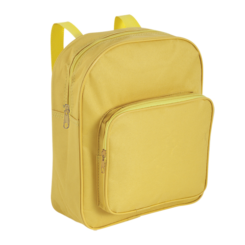 Mochila Poliéster Niño amarillo