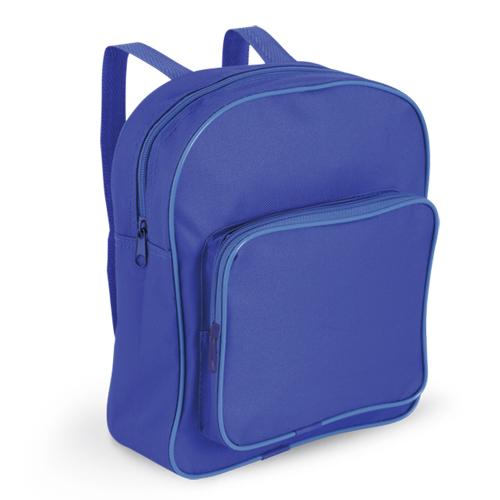 Mochila Poliéster Niño azul