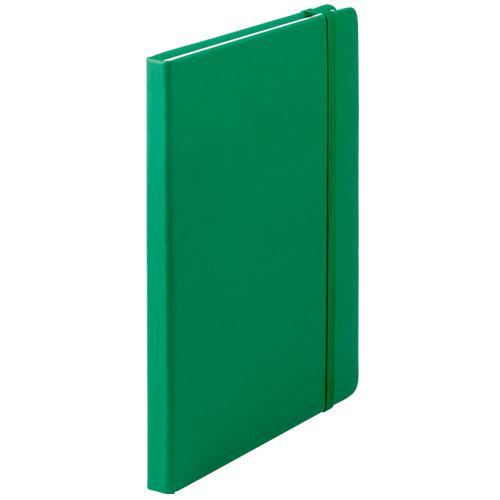 Bloc notas Polipiel verde