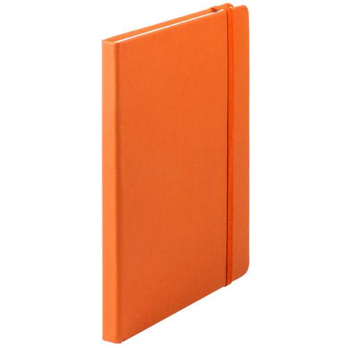 Bloc notas Polipiel naranja