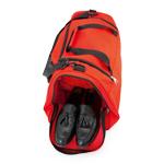 Bolso de poliéster con compartimiento de zapatos interior