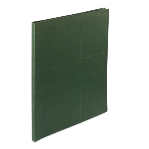 Carpeta cartón reciclado color verde