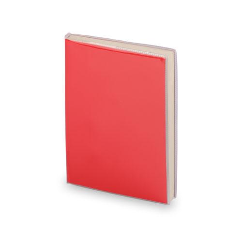 Bloc notas 100 hojas rojo