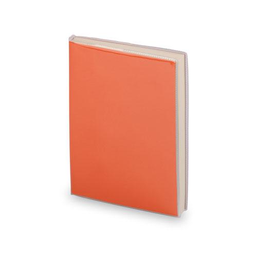 Bloc notas 100 hojas  naranja
