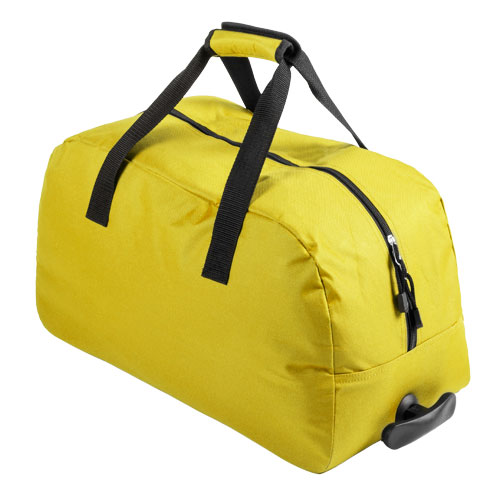 Bolso Trolley amarillo