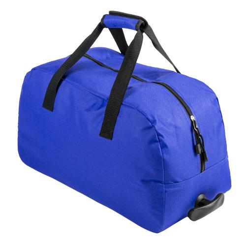 Bolso Trolley azul