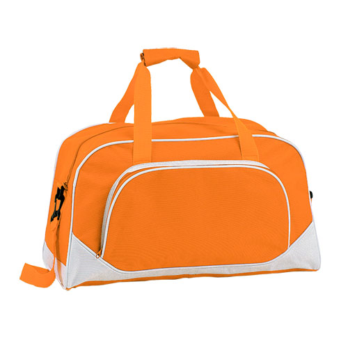 Bolso de poliéster naranja