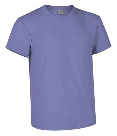Camiseta de Algodón 160 grs. color  lila