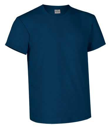 Camiseta de Algodón 160 grs. color azul marino