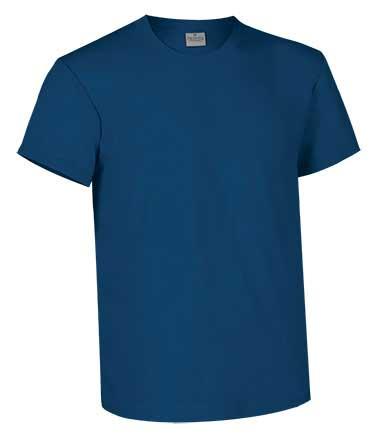 Camiseta de Algodón 160 grs. color  azul marino noche