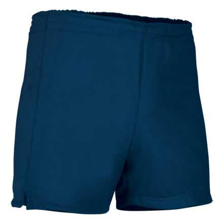 Pantalón corto deportivo azul marino