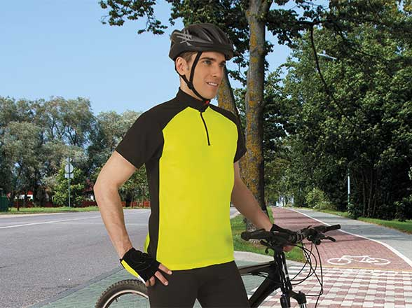 Camiseta Técnica maillot ciclismo