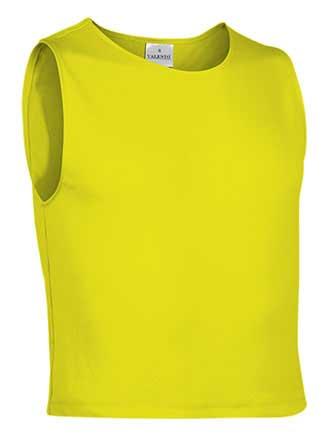 Peto Técnico amarillo fluor