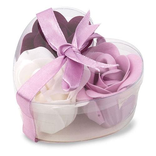 Jabón Pétalos lilas