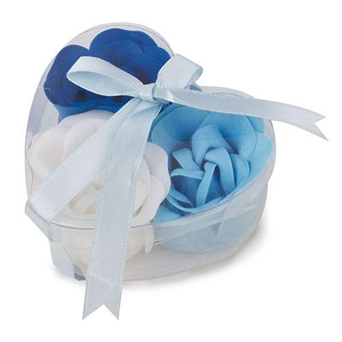 Jabón Pétalos azulez
