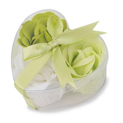 Jabón Pétalos  verde