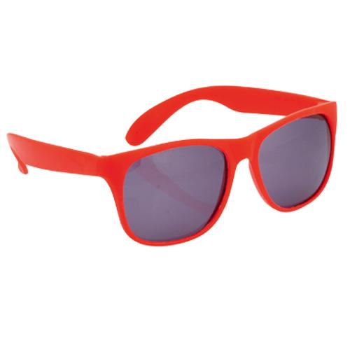 Gafas de sol UV400 roja