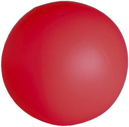 Pelota Playa PVC roja