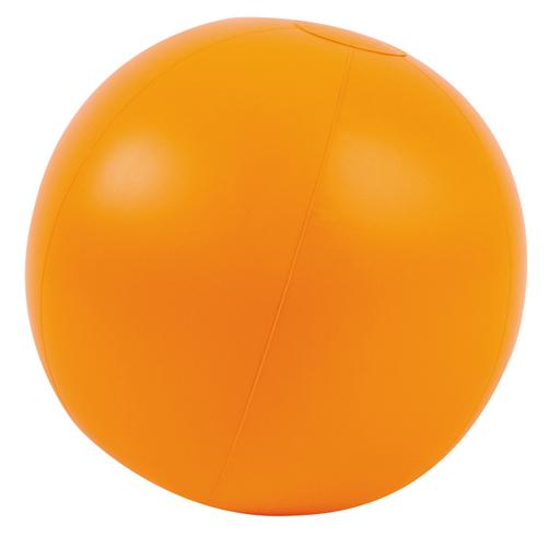 Pelota Playa PVC naranja