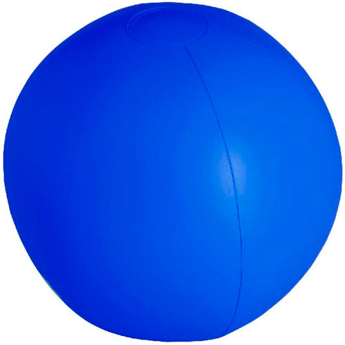 Pelota Playa PVC azul