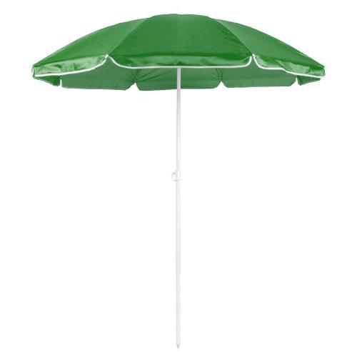 Sombrilla nylon verde