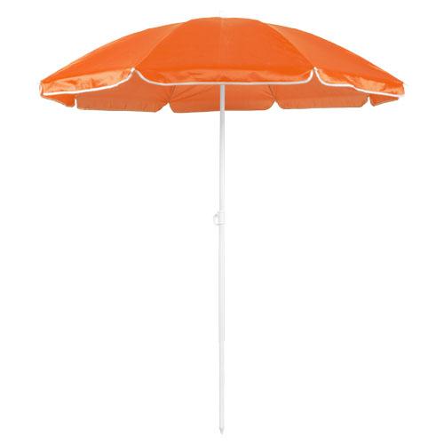 Sombrilla nylon naranja