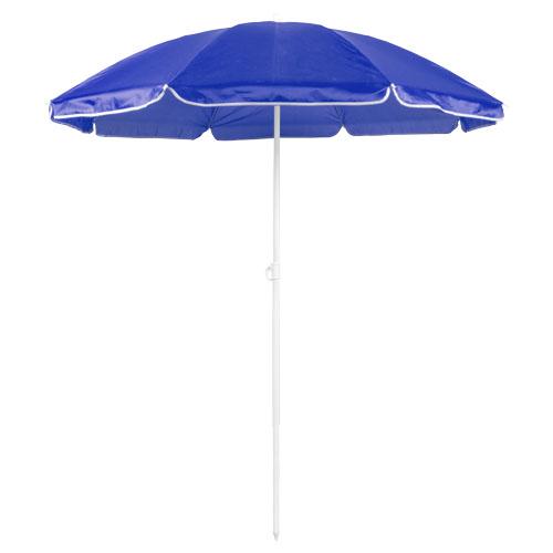 Sombrilla nylon azul