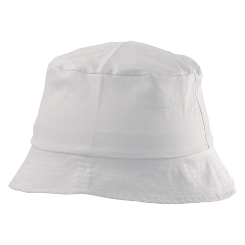 gorro algodón blanco