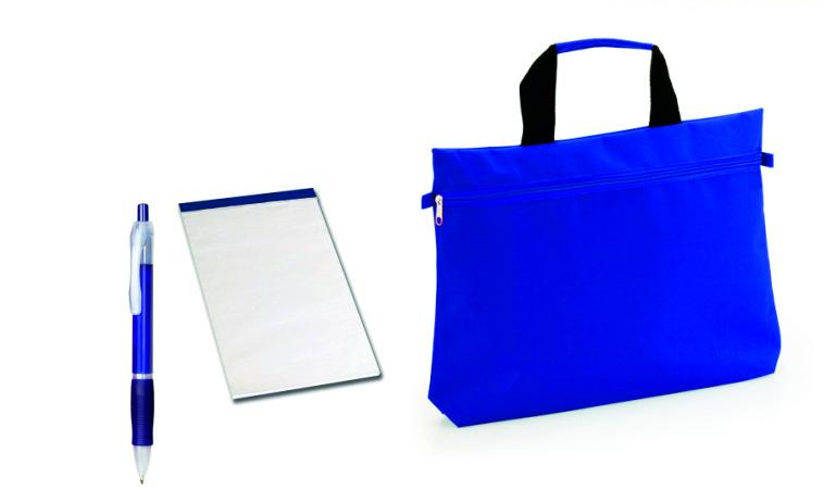 Pack congreso económico azul
