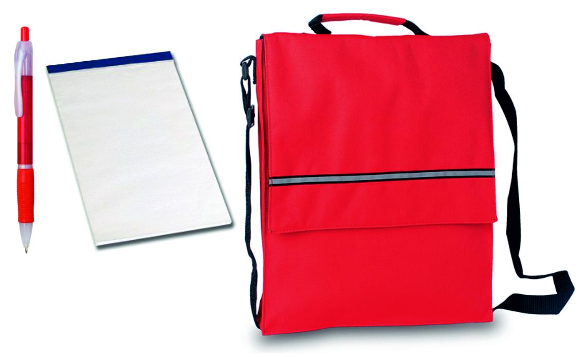 Pack congreso básico rojo