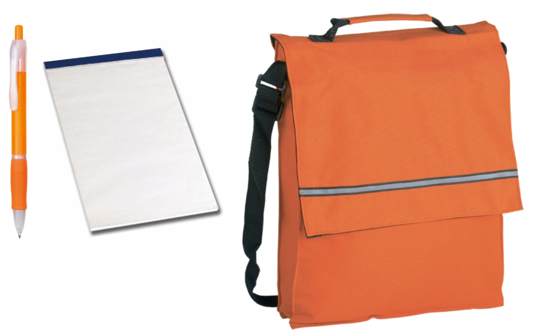 Pack congreso básico naranja