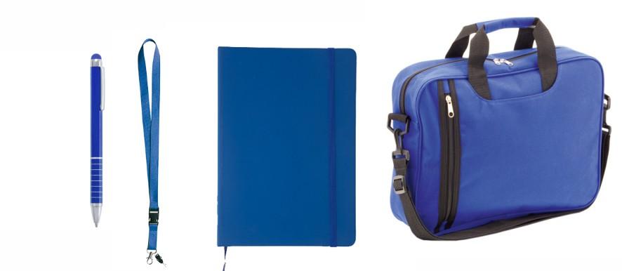 Pack congreso premium azul
