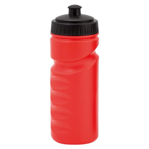 Bidón deportivo 500ml Roja