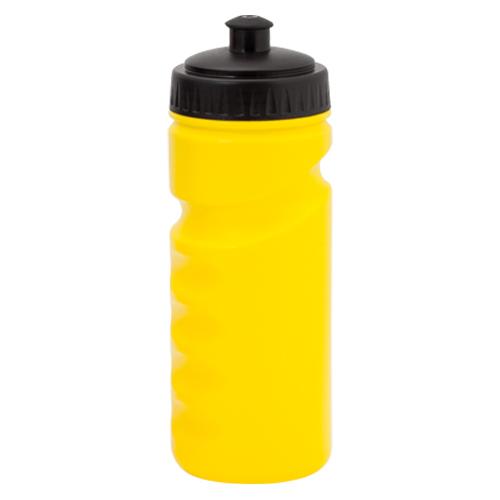 Bidón deportivo 500ml Amarilla