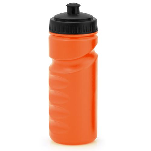 Bidón deportivo 500ml Naranja