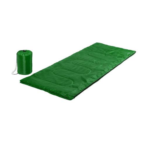 Saco de dormir verde