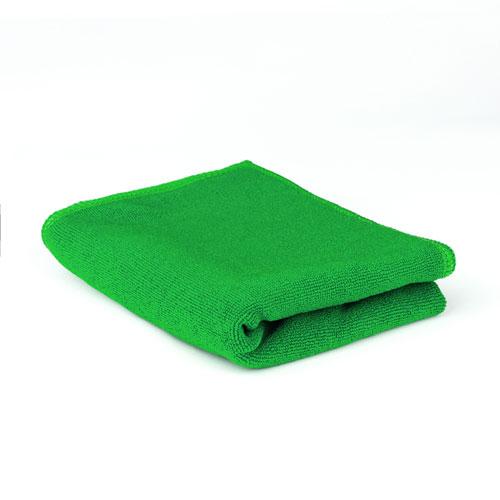 Toalla absorbente microfibra Verde