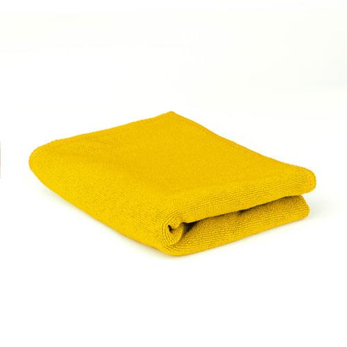 Toalla absorbente microfibra Amarilla