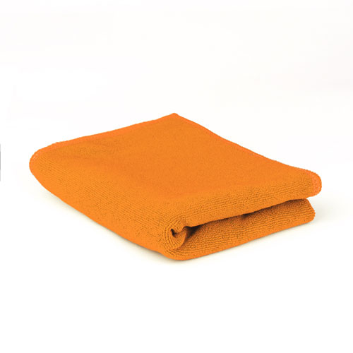 Toalla absorbente Naranja