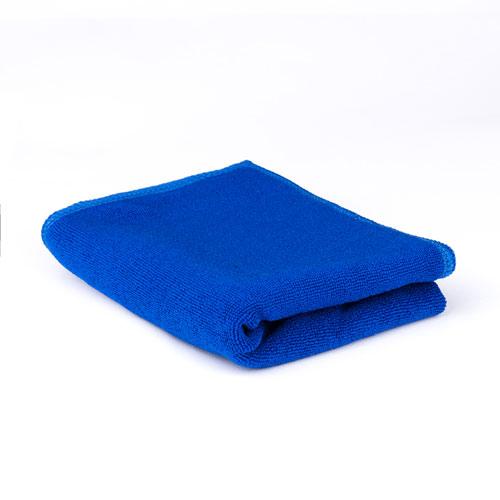 Toalla absorbente Azul